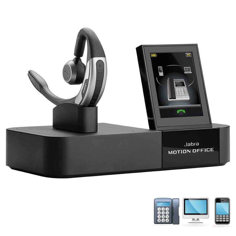 cisco compatible jabra motion office bluetooth wireless headset