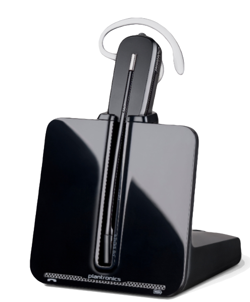 cisco compatible plantronics wireless headset cs540