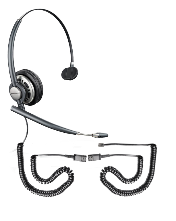 plantronics encore direct connect headset