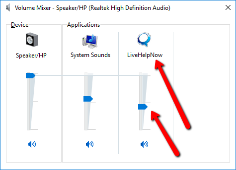I updated to windows 10, now the alerter does not give sound