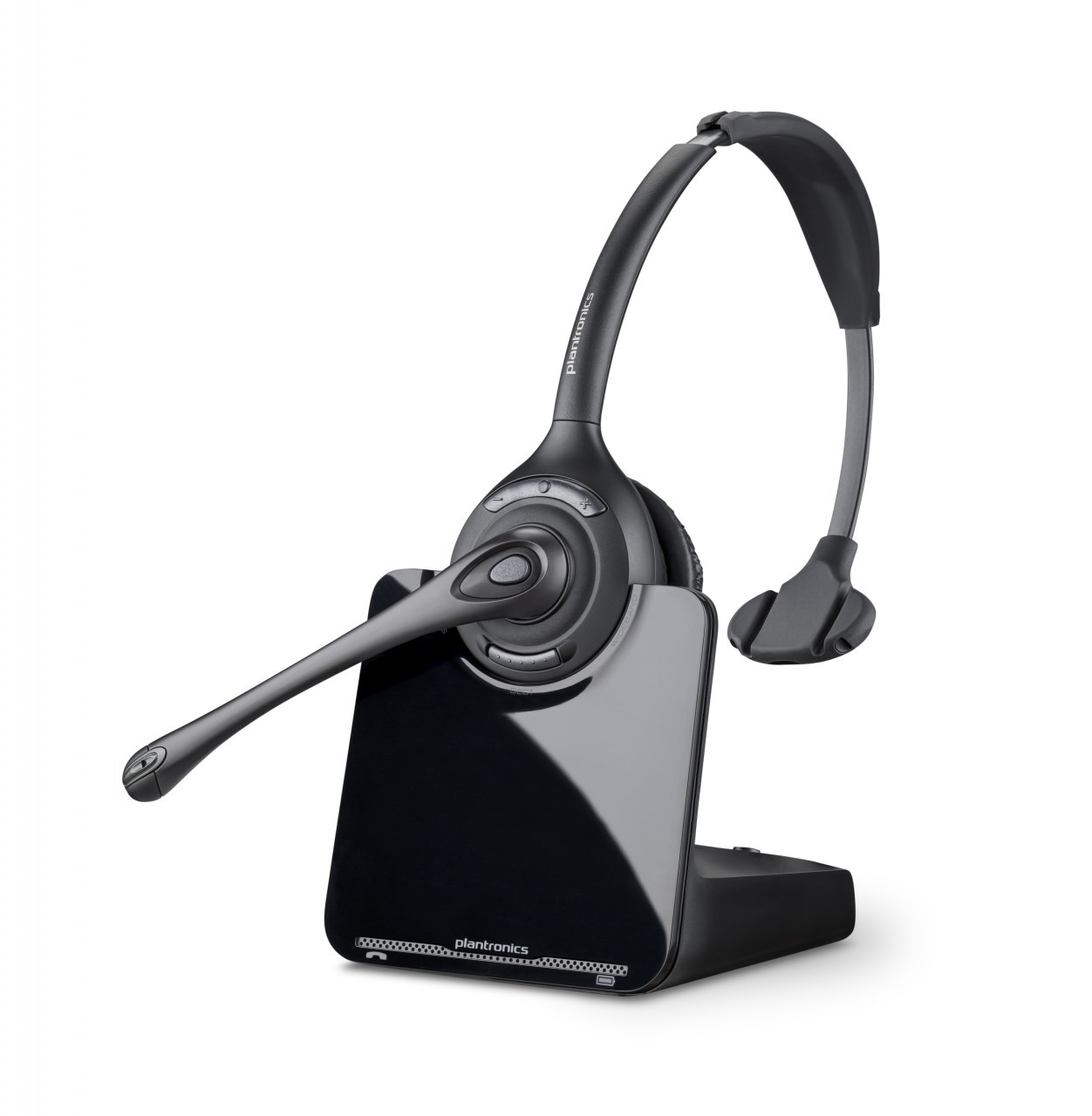 How to eliminate echo from my Plantronics wireless headset when